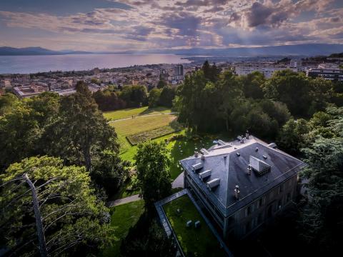 Banque privée Bonhôte - Fondation de l'Hermitage