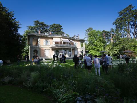 Banque privée Bonhôte - Fondation de l'Hermitage Lausanne