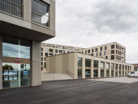 Fonds Bonhôte-Immobilier - Morges