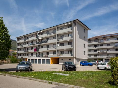 Fonds Bonhôte-Immobilier - Saint-Blaise