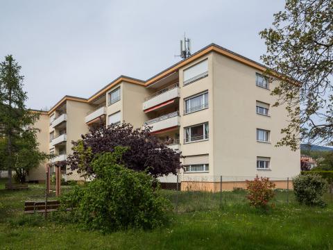 Fonds Bonhôte-Immobilier - Peseux