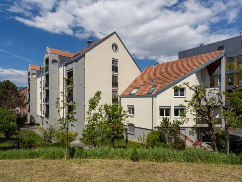 Fonds Bonhôte-Immobilier - Yverdon-les-Bains