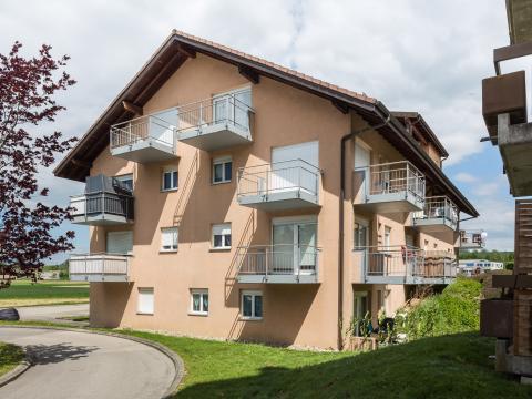 Fonds Bonhôte-Immobilier - Chavornay
