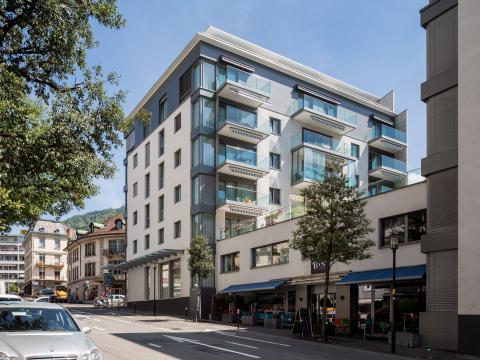 Fonds Bonhôte-Immobilier - Montreux